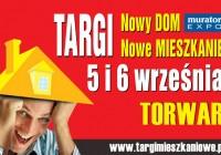 Targi Mieszkaniowe Nowy DOM Nowe MIESZKANIE /5-6.09