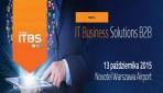 Targi IT Business Solutions B2B/13.10.2015
