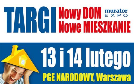 Targi Nowy DOM Nowe MIESZKANIE/13-14.02.2016 i 16-17.04.2016