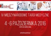 Międzynarodowe Targi Medyczne WIHE Hospital/4-6.10.2016