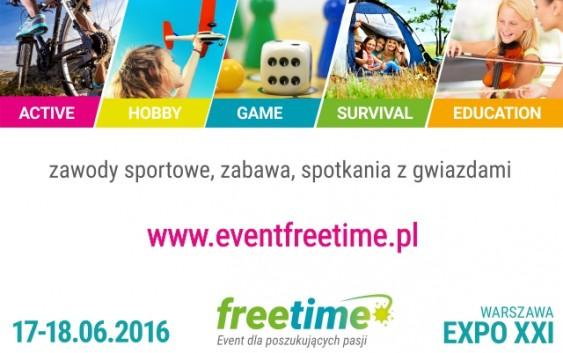 Targi FreeTime/17-18.06.2016