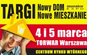Targi Mieszkaniowe Nowy DOM Nowe MIESZKANIE/4-5.03.2017