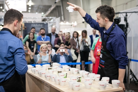 Targi Gastronomiczne EuroGastro i WorldHotel/5-7.04.2017