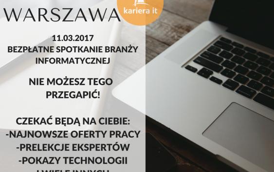Targi Kariera IT/11.03.2017